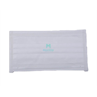 White 3 Ply Surgical Face Mask For Medical Use