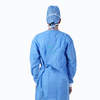 Isolation Insulation Non Woven Barrier Sanitary Level 2 Moisture Proof Protective Surgical Gown