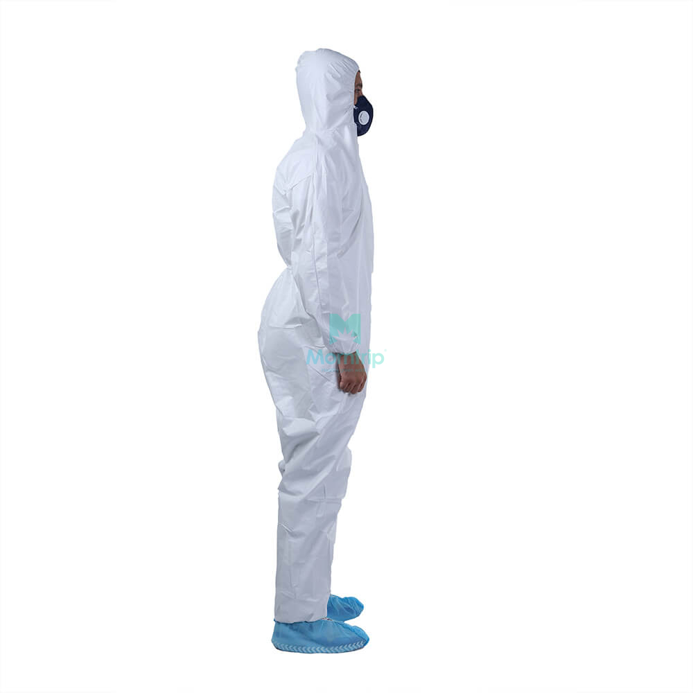 Breathable Custom Work Wear Sterile Waterproof Laboratory Dustproof Clothing