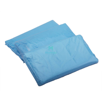 Disposable Isolation CPE Material Gown for Cleaning Room