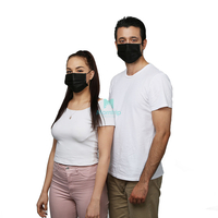 3 Ply Non Woven Anti Pollen Safety Breathable Wholesale Protective Disposable Customized Medical Face Mask