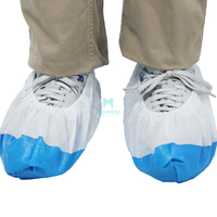 Disposable Non Woven Anti Slippery Shoe Cover Boot Cover