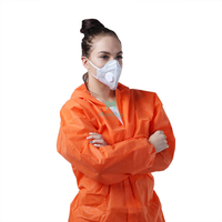 Morntrip Wholesale Non Woven Protective Breathable Folding Respirator