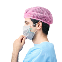 Morntrip Gray 4 Ply Active Carbon High Filter Efficiency Medical Face Mask