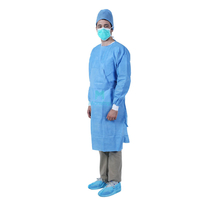 Morntrip Isolation Non Woven Medical Disposable Sanitary Waterproof Surgeon Gown