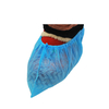 Disposable Water-Proof PE Protective Plastic Single Use CPE Shoe Cover for Daily Use